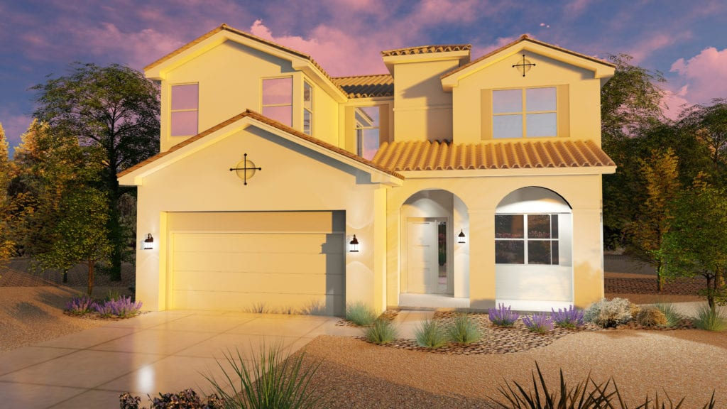 Twilight Homes Ravello Santa Fe