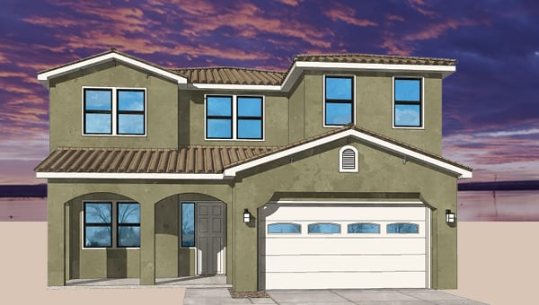 twilight-homes-rio-rancho-elevation