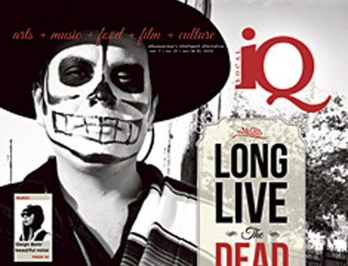Front page – Featured Photographer – Local iQ – Long Live the Dead